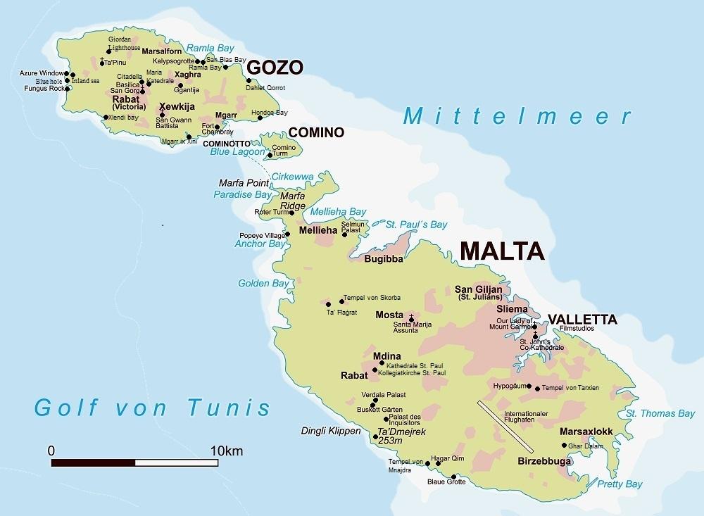 málta térkép Személyes oldal   MÁLTA málta térkép